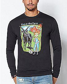 Fun At The Farm T Shirt - Steven Rhodes