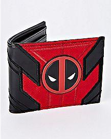 Suit Up Deadpool Bifold Wallet - Marvel