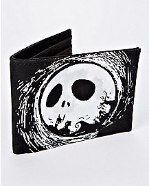 Halloween Town Jack Bifold Wallet - The Nightmare Before Christmas