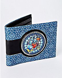 Blue Sora Bifold Wallet - Kingdom Hearts