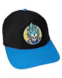 Vegeta One-Touch Hat - Dragon Ball Z