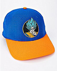 Goku One-Touch Hat - Dragon Ball Z