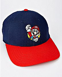 Mario One-Touch Hat - Super Mario Bros.