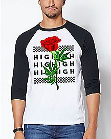 Rose High T Shirt