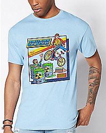 Stunts For Beginners T Shirt - Steven Rhodes