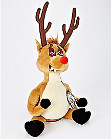Animated Drunk Reindeer