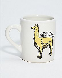 No Prob-Llama Mug Shot Glass - 2 oz.