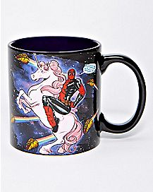 Unicorn Deadpool Coffee Mug 20 oz. - Marvel