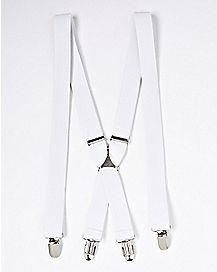 White Suspenders