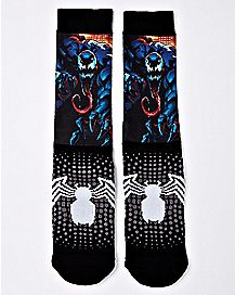 Venom Crew Socks - Marvel