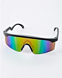 Mirrored Sport Sunglasses