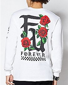 FU Forever Long Sleeve T Shirt