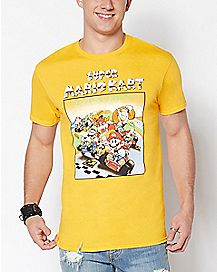Super Mario Kart T Shirt - Nintendo