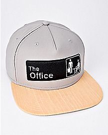 The Office Snapback Hat