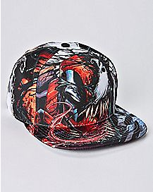 Deadpool Venom Snapback Hat - Marvel
