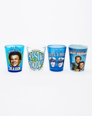 You Have To Call Me Dragon Shot Glass 15 Oz Step Brothers