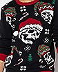Skull Ugly Christmas Sweater