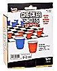 Checker Shots Drinking Game