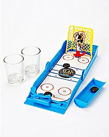 Hockey Shots Drinking Game