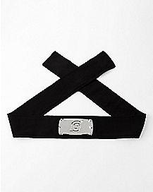 Leaf Village Badge Headband - Naruto