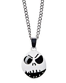 Jack Skellington Necklace - The Nightmare Before Christmas