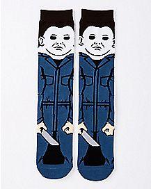 360 Michael Myers Crew Socks - Halloween