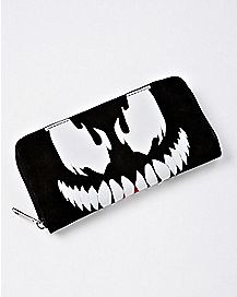 Venom Zipper Wallet - Marvel