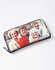 Golden Girls Zip Wallet