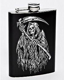 Reaper Flask - 8 oz.
