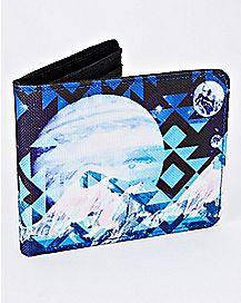Mountain Moon Bifold Wallet