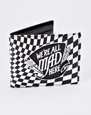 e356bb0c38f We re All Mad Here Snapback Hat - Alice in Wonderland - Spencer s