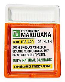Marijuana Prescription Ashtray