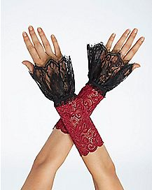 Bell Lace Gloves