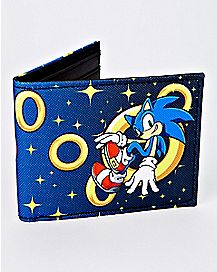 Sonic The Hedgehog Bifold Wallet - Sega