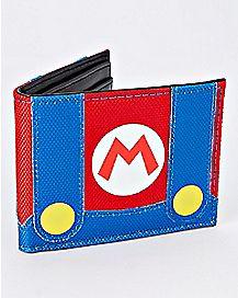Mario Bifold Wallet - Super Mario Bros.