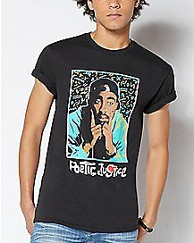 Poetic Justice Tupac T Shirt