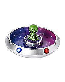UFO Alien Ashtray