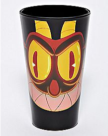 Devil Cuphead Pint Glass - 16 oz.