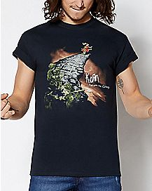 Follow The Leader Korn T Shirt