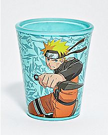 Punch Naruto Shot Glass - 1.5 oz.