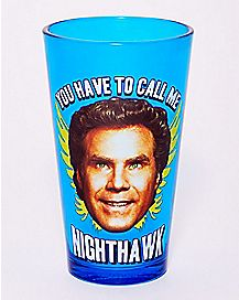 Call Me Nighthawk Step Brothers Pint Glass - 16 oz.