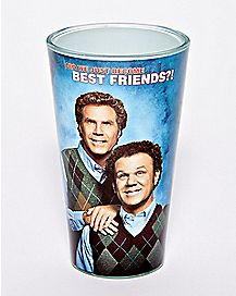 Best Friends Step Brothers Pint Glass - 16 oz.