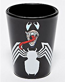 Venom Shot Glass 1.5 oz. - Marvel
