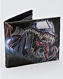 Carnage and Venom Bifold Wallet - Marvel