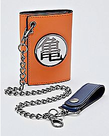 Dragon Ball Z Chain Wallet
