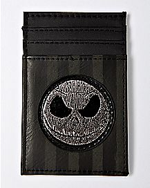 Jack Skellington Card Wallet - The Nightmare Before Christmas