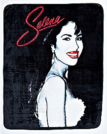 Selena Fleece Blanket