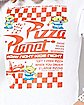 Checkered Pizza Planet T Shirt - Toy Story
