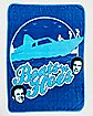 Boats 'N Hoes Fleece Blanket - Step Brothers
