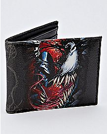 Venom Deadpool Bifold Wallet - Marvel